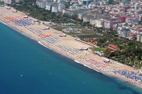 Alanya beach photo