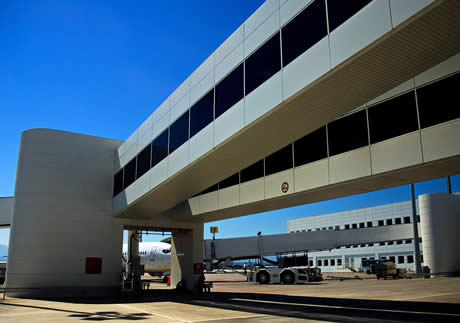 Antalya airport photo