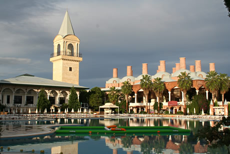 Hotel topkapi palace antalya photo